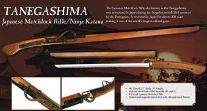 Tanegashima-Blade